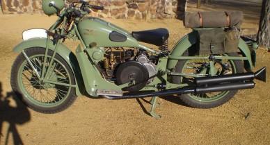 Guzzi GT17 1936