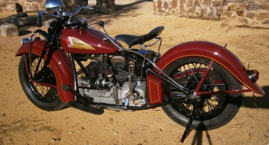 Indian Four 1935