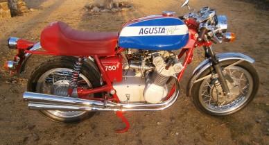 MV Agusta 750S 1972