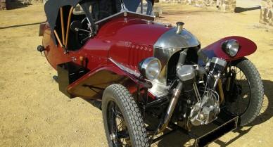 Morgan Aero con motor Anzani 1927