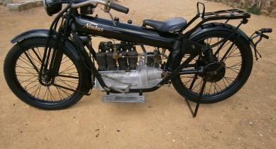 Nimbus Tubo de estufa 4 cilindros 1926