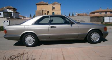 Mercedes Benz 560 SEC 1987