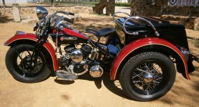 Harley Davidson Servi Car 1950